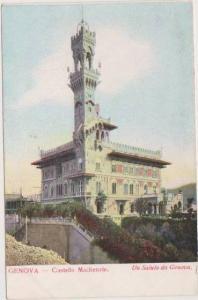 Castello Mackenzie, Un Saluto de Genova, Genova, Liguria, Italy Pre-1907