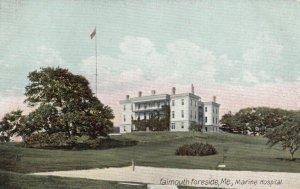 FALMOUTH FORESIDE, Maine , 1901-07; Marine Hospital