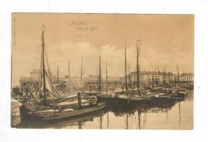 Antwerpen , Belgium, 00-10s Vue du Port