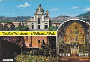 Italy Assisi Basilica Patriarcale Santa Maria Degli Angeli