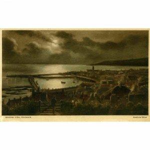 Andrew Beer Postcard 'General View, Penzance'