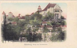 Burg Von Nordwesten, Nurnberg (Bavaria), Germany, 1900-1910s