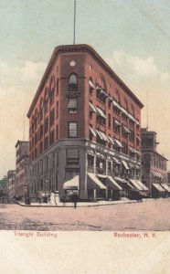 ROCHESTER , New York , 00-10s ; Triangle Building