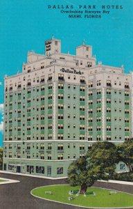 MIAMI, Florida, PU-1961: Hotel Dallas Park