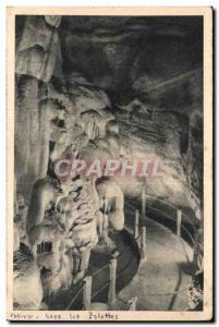 Lot Padirac Old Postcard Pallets