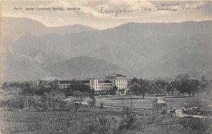 Jamaica, Jamaique Post card Old Vintage Antique Postcard Hope Constant Spring...