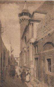 TUNIS, Tunisia, 1900-10s; La Mosquee Sidi - Ben - Arrous