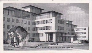 New Jersey Linden Esso Research Center 1949