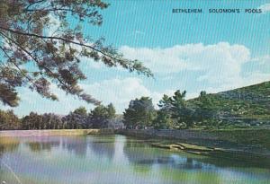 Israel Bethlehem Solomon's Pool