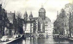 Amsterdam Netherlands, Nederland OZ Voorburgwal  OZ Voorburgwal