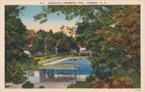 North Carolina Tarboro Municipal Swimming Pool