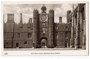 Clock Court, Hampton Court Palace