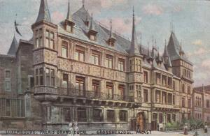 LUXEMBOURG, 1900-1910's; Palais Grand, Ducal, GroBherzogl, Palast  # 2