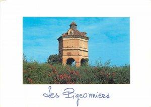 Postcard Southern France image pigeon house