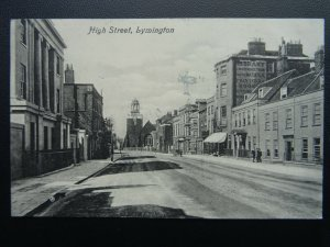 Warwickshire LYMINGTON High Street c1913 by Valentine