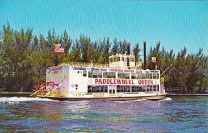 Florida Fort Lauderdale The Paddlewheel Queen Is The Gold Coasts Most Outstan...