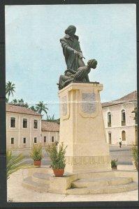 Portuguese India  PC  Statue  from the Estate of Jose Custodia de Faria