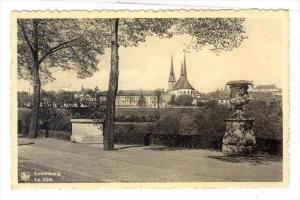 La Ville, Luxembourg, 1900-1910s