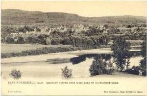 East Northfield, Massachusetts, pre-1907 Seminary Campus