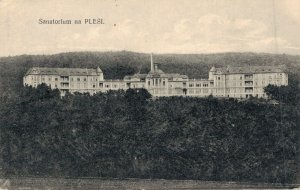 Czech Republic Nemocnice Na Pleši Sanatorium 04.79