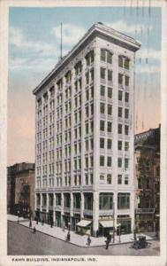 Indiana Indianapolis The Kahn Building 1918