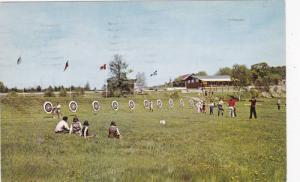 Le Club des Archers , JOLIETTE , Quebec , Canada , PU-1971