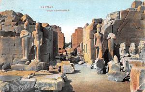 Karnak Egypt, Egypte, Africa Temple d'Amenophis II Karnak Temple d'Amenophis II