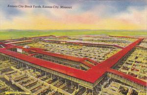 Kansas City Stock Yards Kansas City Missouri