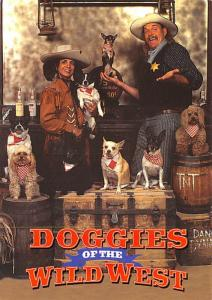 Doggies of the Wild West - Mesa, Arizona