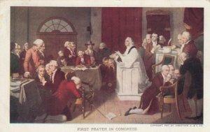 JAMESTOWN EXPOSITION 1607-1907; First Prayer in Congress, PU-1908