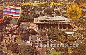 State Capitol Hawaii Hawaii, USA Unused