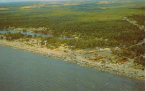 WASAGA BEACH , Ontario , Canada , 1950-60s ; From the air