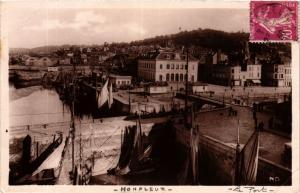 CPA HONFLEUR - Le Port (422235)