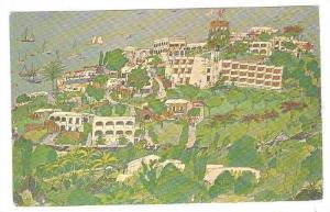 Bluebeard's Castle Hotel, St. Thomas, U.S. Virgin Islands,  40-60s