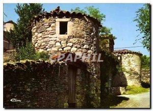 Postcard Modern Cevennes Old Village