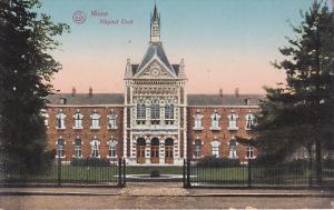 Hopital Civil, MONS (Hainaut), Belgium, 1900-1910s