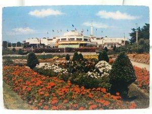 Vintage Postcard Estoril  Park  and Casino  Posted 1964 Portugal