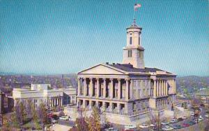 State Capitol Building Nashville Tennessee