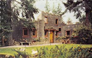 The Glass House, BOSWELL, British Columbia, Canada, 1940-1960s