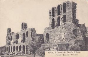 Grece. L Oden de Herode Atticus , 1890s