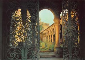 Portugal Museu de Alberto Sampaio Guimaraes Aspecto Claustro Colegiada Postcard
