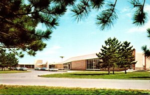 Michigan Oscado Area High School