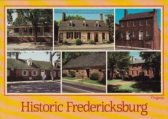 Historic Fredericksburg Virginia