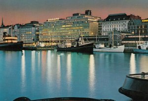 FINLAND, 1950-1960's; South Harbour