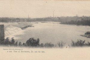 NORRISTOWN , Pennsylvania, 1901-07 ; Dam & Town