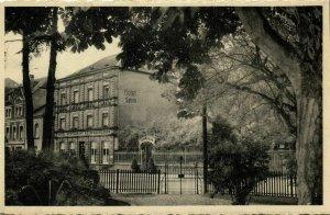 luxemburg, ECHTERNACH, Hotel Selm-Schneiders (1950s) Postcard (3)