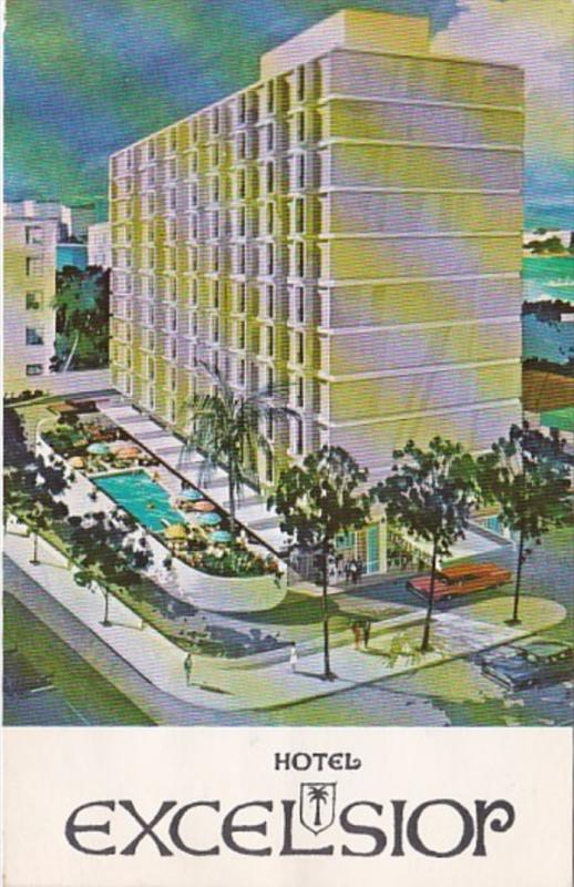Puerto Rico San Juan Hotel Excelsior