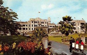 Government Buildings Suva Fiji Unused