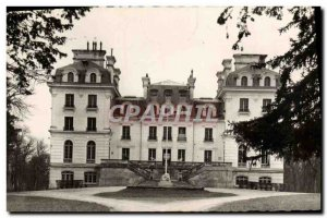 Postcard Modern Sainpuits Chateau De Flacy