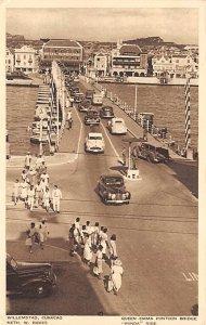 Curacao, Netherlands Antilles Post card Old Vintage Antique Postcard Queen Em...